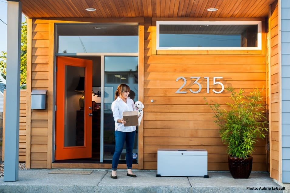 How a Large Mailbox for Packages Could Make Your Home Working Life Easier