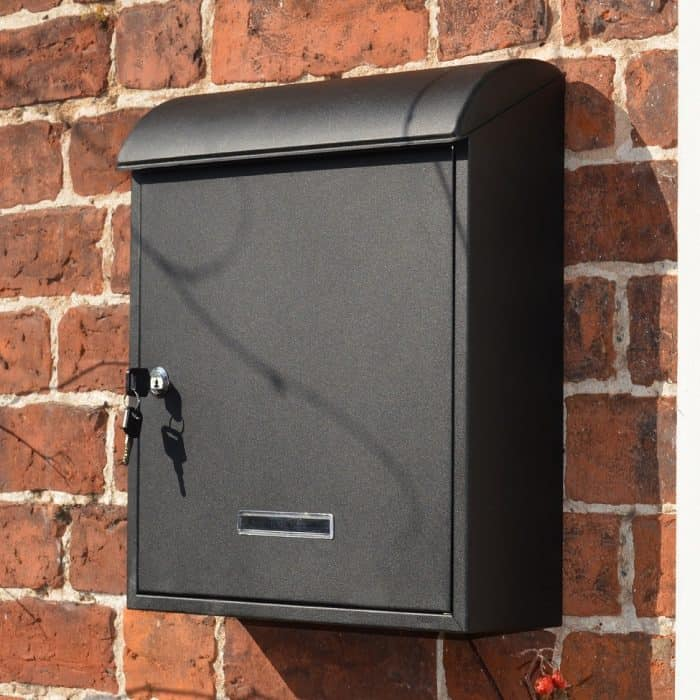 Why a Personalised Wall Mounted Post Box is Essential