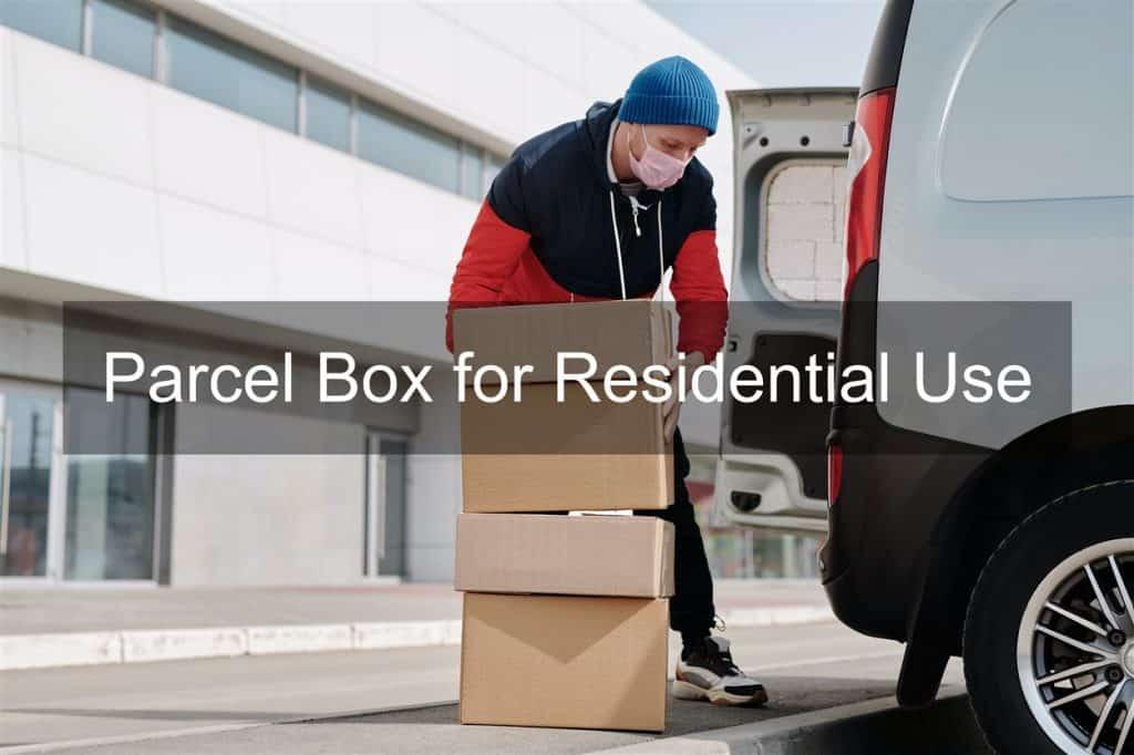 Package Drop Box